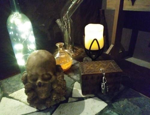 Uciekłam z Pokoju Alchemika
